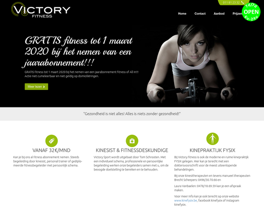 Victory Fitness Logo