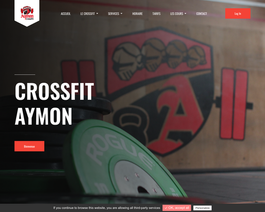 Crossfit Aymon Logo